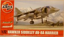 Airfix 1/72 Hawker Siddeley Harrier AV8A Combat Aircraft ModeL KIT