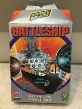 BNIB 2003 MB GAMES BATTLESHIPS - Games to Go Travel Size - Naval Strategy 7+ NEW