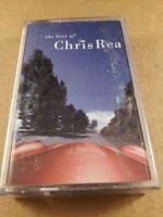 The Best Of Chris Rea : Vintage Tape Cassette Album from 1994