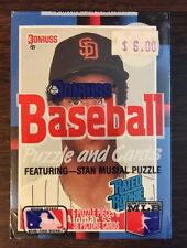 1988 DONRUSS CELLO PACK ROBERTO ALOMAR card (TOP) F6105526