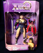 "Toy Biz Xena Warrior Princess 10 "" Deluxe Boxed Action Figure Set New 1996"