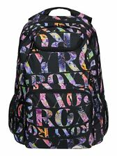 Roxy™ Shadow Swell - Backpack - Mochila - Mujer - ONE SIZE - Negro