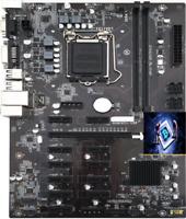 L@@K INTEL B250 BTC MINING MOTHERBOARD LGA1151 12X PCIe 2*DDR4 2800/3000 USB3.0