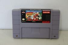 Goof Troop Super Nintendo SNES