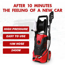 X-BULL 3800 PSI High Pressure Water Washer Cleaner Electric Gurney 10M Hose