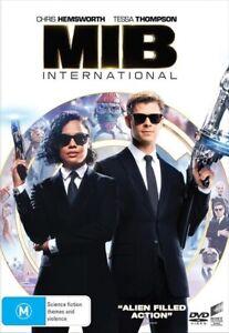 Men in Black: International (DVD, 2019)