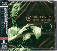 ARCH ENEMY-BURNING BRIDGES-JAPAN SHM-CD F00