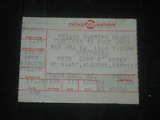 AEROSMITH/GUNS N ROSES 1988 TICKET STUB**PINE KNOB DETROIT*AUGUST 13,1988*RARE*
