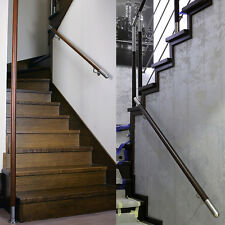 FELLO handrail iron wall mount inox Stainless Steel Metal Banister Stair