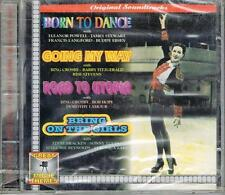 O.S.T. - BORN TO DANCE-GOING MY WAY-ROAD TO UTOPIA-BRING ON THE GIRLS - CD NUOVO
