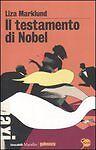 9788831708104 Il testamento di Nobel - Liza Marklund