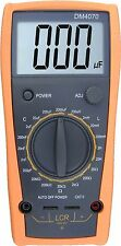 3 1/2 bridge LCR Meter 2000uF/200Mohm/20H Full pro 4070