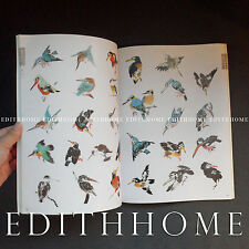 Art Supply - Chinese Painting Book Learn How to Paint Flying Birds FREE SHIPPING