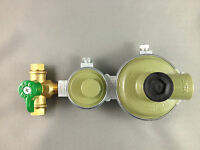 Marshall High Capacity House LPG 2 Stage Regulator & Change Over Tap