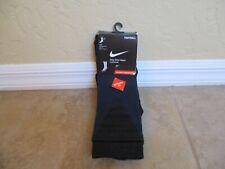 Nwt Nike Elite Vapor Cushioned Football Socks Men Size 12-15 Black And Blue