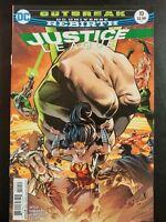JUSTICE LEAGUE #10a (2017 Rebirth DC Comics) VF/NM Book
