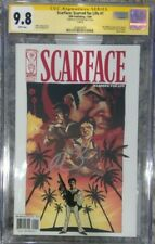 Scarface: Scarred for Life #1__CGC 9.8 SS__Signed by Al Pacino