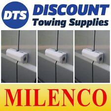 Milenco Ford Transit >2000 Van Door High Security Dead Lock X3 Matched Keys