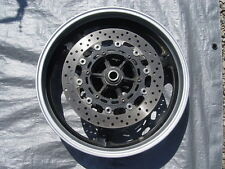 98 99 Yamaha R1  Front Wheel and Rotors