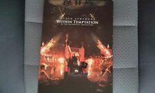 "WITHIN TEMPTATION "" black symphony "" ( 2 DVD digipack zone 0 )"