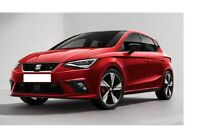 SEAT IBIZA 6F  FRONT BUMPER SPOILER / SKIRT / VALANCE  ( from 2017 )