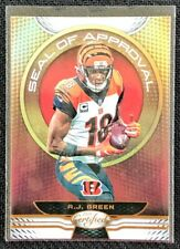 2019 Certified Seal of Approval #SA-AG A.J. Green Insert Card - Low Price!