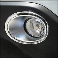 Car Exterior Chrome Fog Lamp light Cover trim For honda CRV 2007 2008 2009