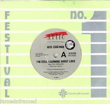 "RITA COOLIDGE - I'M STILL LEARNING ABOUT LOVE - RARE 7"" 45 PROMO RECORD 1991"