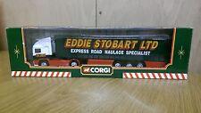 Corgi 59502 diecast Eddie Stobart Ltd ERF Curtainside Trailer