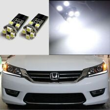 White Headlight Strip DRL LED Light Bulbs for 2013-2015 Honda Accord