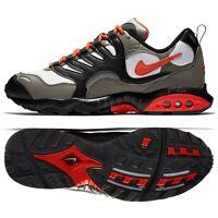 Nike Air Terra Humara '18 AO1545-003 Olive Grey/Deep Orange/Black Men's Shoes