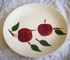 BLUE RIDGE SOUTHERN POTTERIES INC ARLINGTON APPLE DINNER PLATE MULTI COLOR