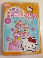 DVD 5 LE FIABE DI HELLO KITTY E I SUOI AMICI