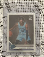💎2019-20 Donruss Optic Ja Morant Rated Rookie Card RC #168 Grizzlies