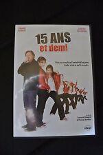 DVD 15 ans et demi film français Daniel Auteuil Juliette Lamboley zone 2