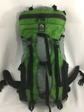 60L GRANITE GEAR TACTICAL BACKPACK GREEN GREY BLACK WITH DETACHABLE TOP