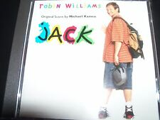 Jack (Robin Williams) Original score Soundtrack CD By Michael Kamen