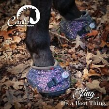 New listing Cavello Horse Bling Boot Size 4 Set Of 2