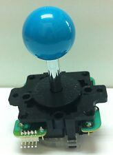 Japan Sanwa Joystick Blue Ball Top Arcade Parts JLF-TP-8Y-B