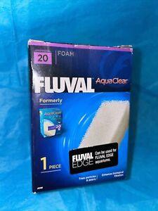 Fluval Aqua Clear Foam Filter Insert for AquaClear 20/Mini - SHIPS TOMORROW