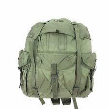 US Army ALICE LC-1 LARGE Field Pack OD Green w/ Frame, Straps, Belt USGI EXC