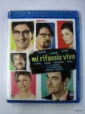 MI RIFACCIO VIVO BR Blu Ray Disc 01 Distribution Sergio Rubini