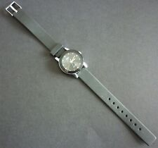 LADIES WATCH BLACK WITH FACETED CRYSTAL NEW