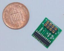 LaisDcc 8 / 21 Pin Adaptor NEM652 Chip to 21MTC Loco Part No.860004 DCC