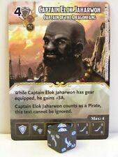 Dice Masters - 1x #021 Captain Elok Jaharwon Captain of the Dragonfang - D&D Tom