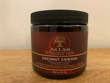 Pack of 2 As I Am Coconut CoWash Cleansing Conditioner 454g 16oz natural