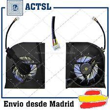 Ventilador para HP DV6000 FORCECON F6D0-CCW DQ02 DFS531205M30T 111507