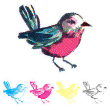 We R Memory Keepers Layered Stamp Bird