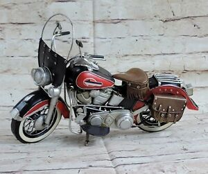 1952 Harley Davidson FL OHV450 V-Twin Bike Motorcycle Collectible Decor bike Art