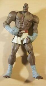 Street Fighter ReSaurus Sagat Action Figure